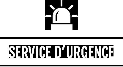service urgence électricité